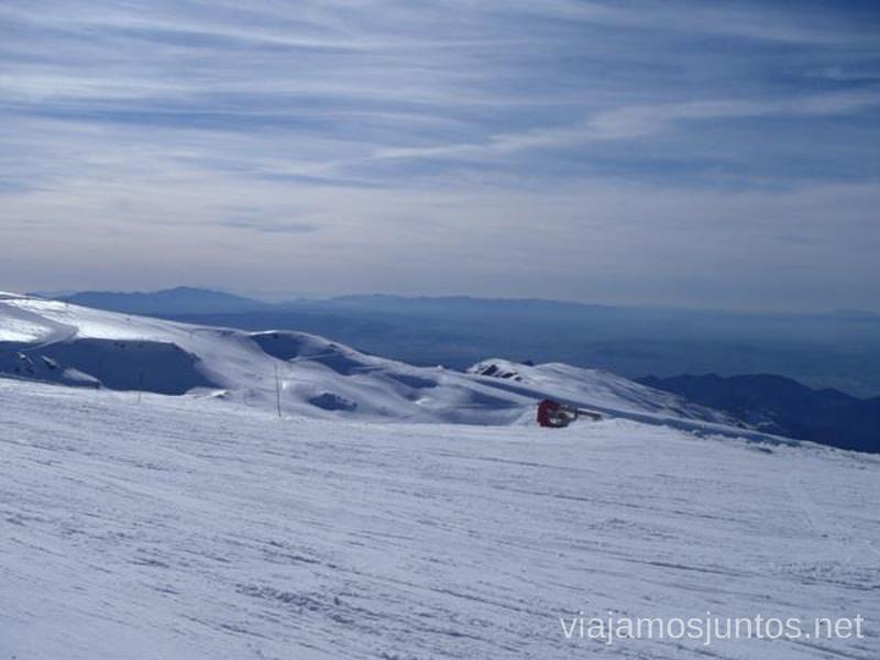 Paisajes esquiadores Donde esquiar este año 2016