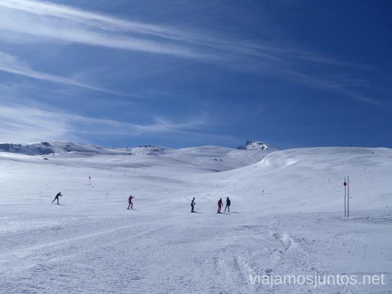Elige tu ruta Donde esquiar este año 2016