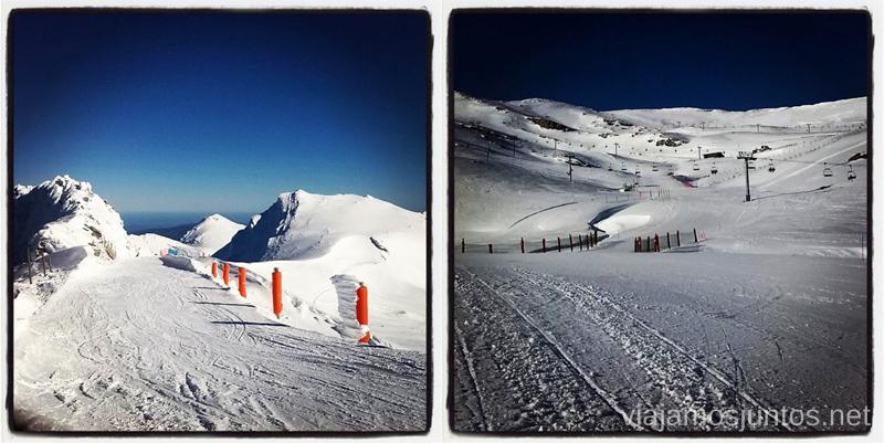 Una de mis pistas favoritas de Alto Campoo Donde esquiar este año 2016