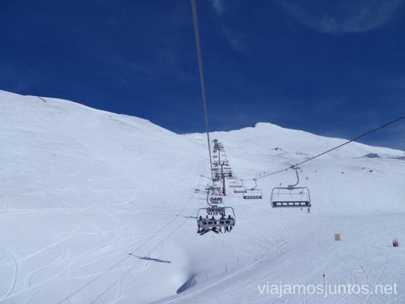 El blanco segador Donde esquiar este año 2016
