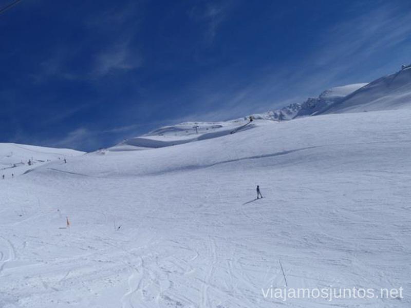 ¡Sin miedo! ¡Sin freno! Donde esquiar este año 2016