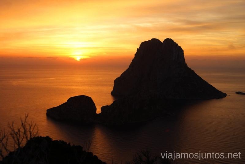 La Illa Vedranell y Sa Galera Nuestros atardeceres favoritos de Ibiza Donde ver puesta de sol en la isla de Ibiza