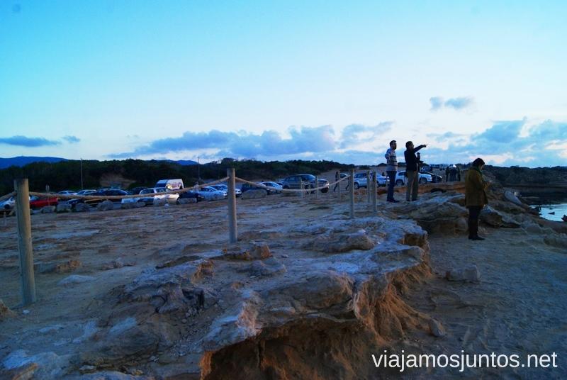 La Cala Comte es muy popular Nuestros atardeceres favoritos de Ibiza Donde ver puesta de sol en la isla de Ibiza