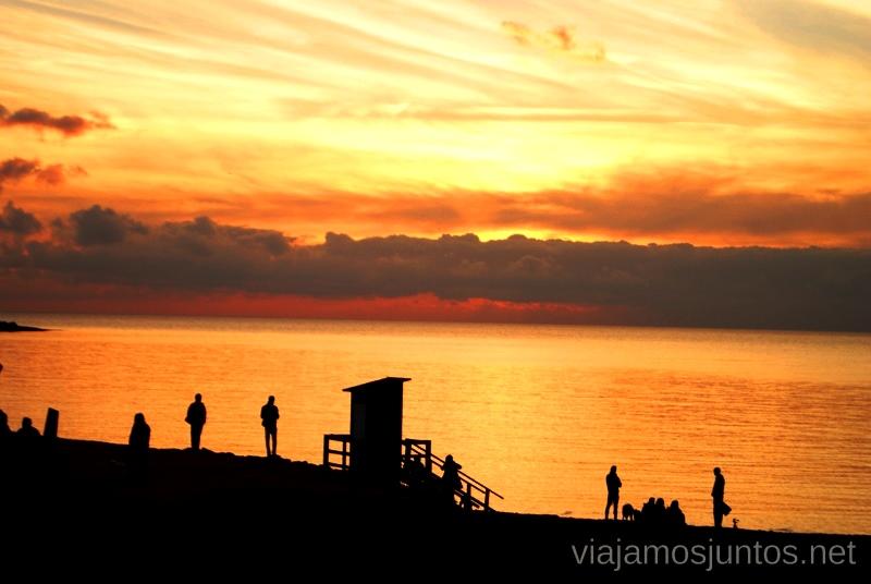 Atardecer desde el cine. Cala Comte Nuestros atardeceres favoritos de Ibiza Donde ver puesta de sol en la isla de Ibiza