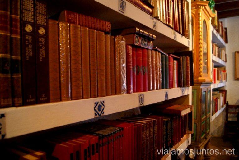 ¿Cuál de los ejemplares de Don Quijote eliges? Donde comer y alojarse en el Valle de Alcudia, Edén de la Mancha, Castilla la Mancha
