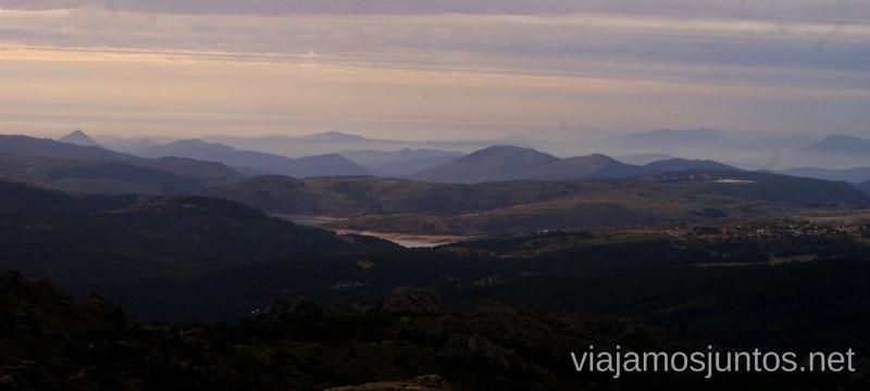 Tranquilidad y paz Senderismo por la zona de San Rafael, Madrid Segovia; Ruta de la Cueva Valiente