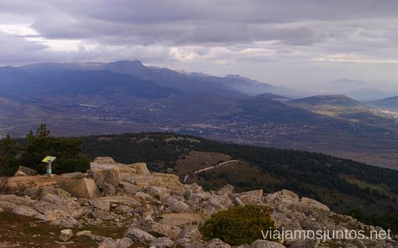 Disfruta Senderismo por la zona de San Rafael, Madrid Segovia; Ruta de la Cueva Valiente