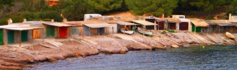 Contrastes de colores Rincones curiosos de Ibiza. Que ver y que hacer en la isla. Baleares