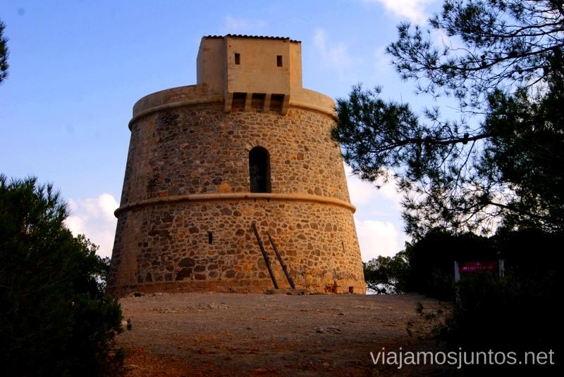La Torre Rincones curiosos de Ibiza. Que ver y que hacer en la isla. Baleares