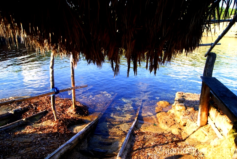 Acceso directo al agua Rincones curiosos de Ibiza. Que ver y que hacer en la isla. Baleares