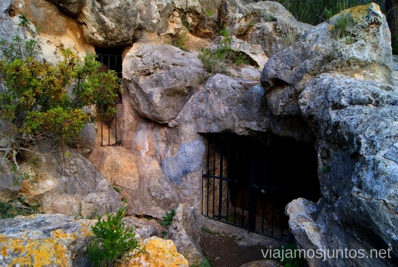 Cuevas sagradas Rincones curiosos de Ibiza. Que ver y que hacer en la isla. Baleares