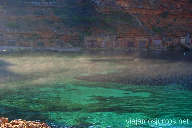 ¡Buenos días! Rincones curiosos de Ibiza. Que ver y que hacer en la isla. Baleares