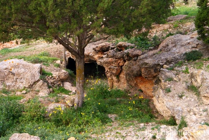 Necrópolis Rincones curiosos de Ibiza. Que ver y que hacer en la isla. Baleares