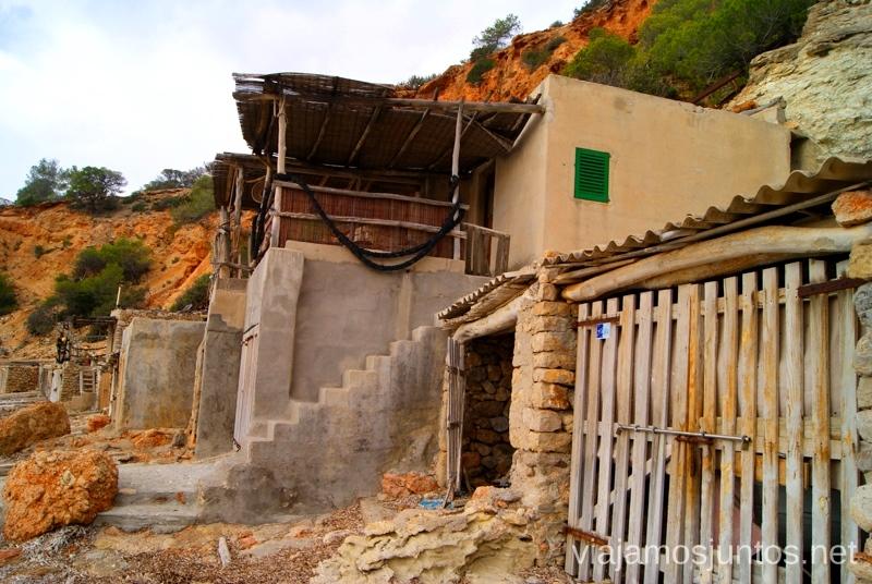 Caseta de pescadores mejorada Rincones curiosos de Ibiza. Que ver y que hacer en la isla. Baleares