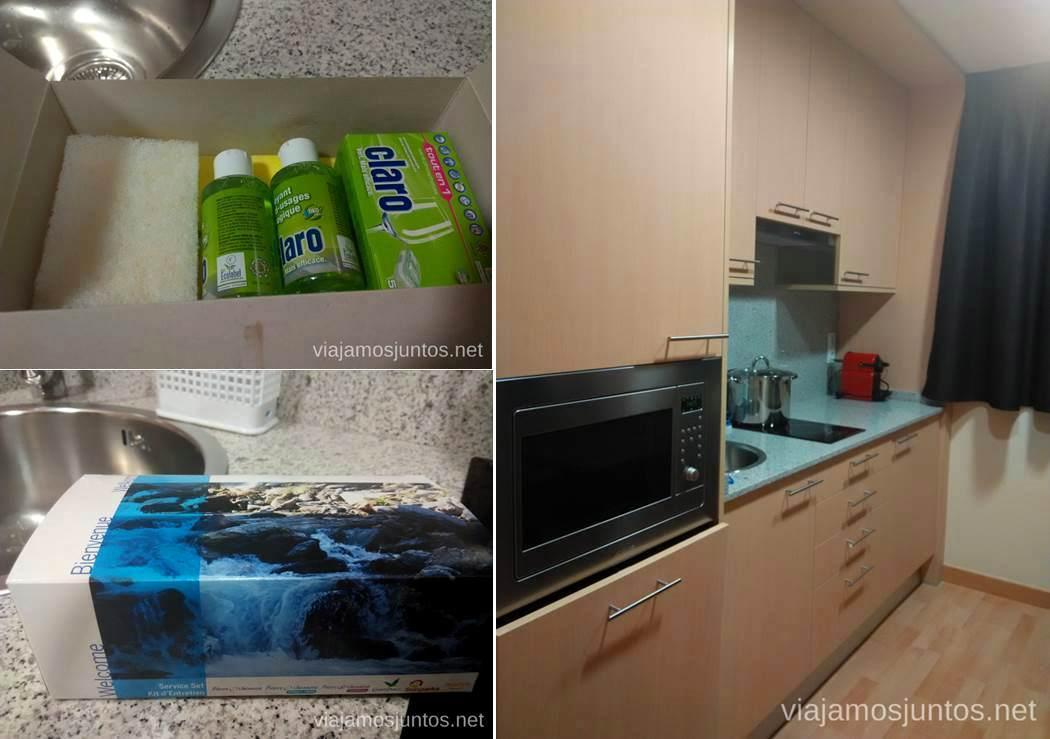 La cocina con sus detallitos Esquiar en Grandvalira Andorra Información práctica, consejos, esquiar barato