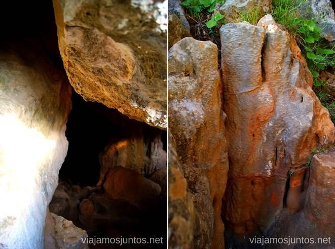 La cueva sagrada Rincones curiosos de Ibiza. Que ver y que hacer en la isla. Baleares