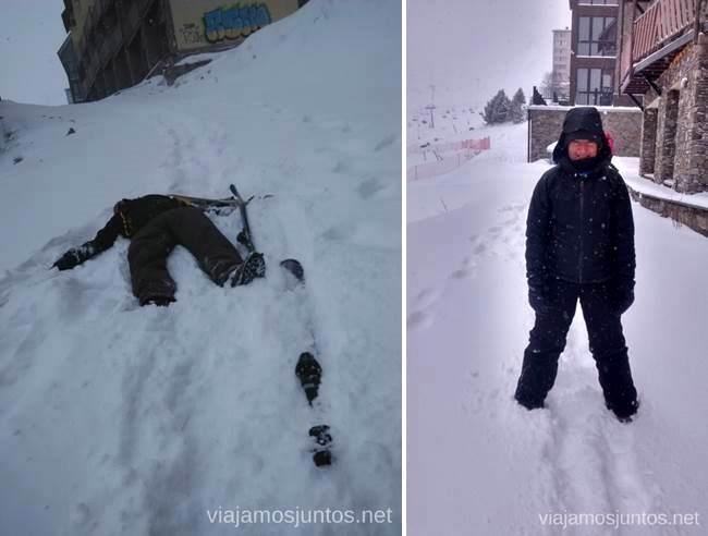 Disfrutando de la nieve Esquiar en Grandvalira Andorra Información práctica, consejos, esquiar barato