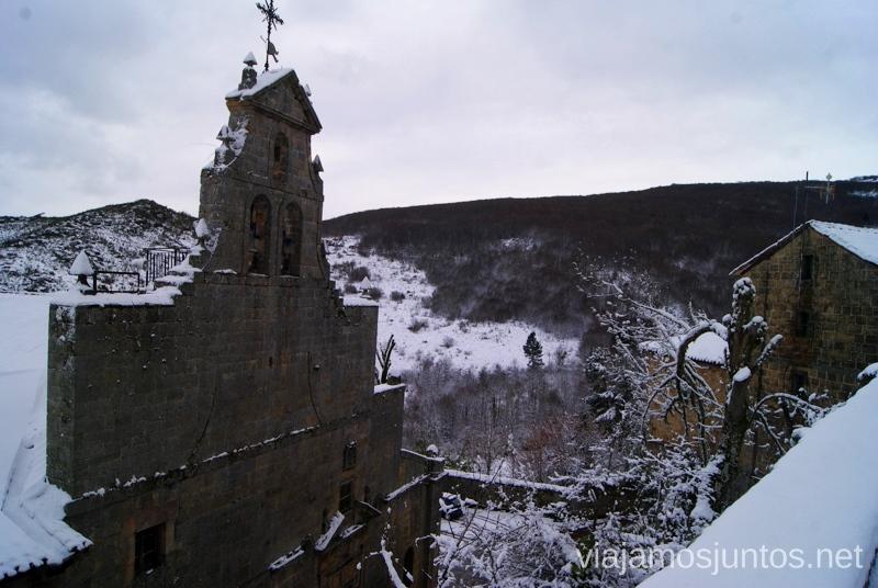 El monasterio de Montesclaros El Sur de Cantabria, que ver y que hacer Lugares más desconocidos y sorprendentes