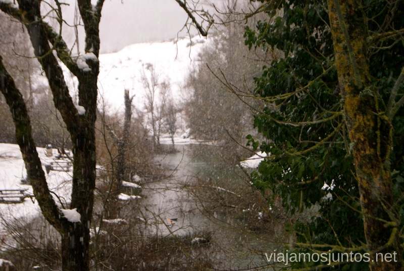 El nacimiento del río Ebro El Sur de Cantabria, que ver y que hacer Lugares más desconocidos y sorprendentes