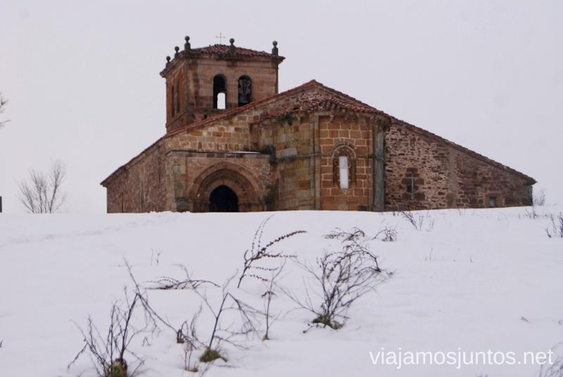 El centro de interpretación del románico de Cantabria El Sur de Cantabria, que ver y que hacer Lugares más desconocidos y sorprendentes