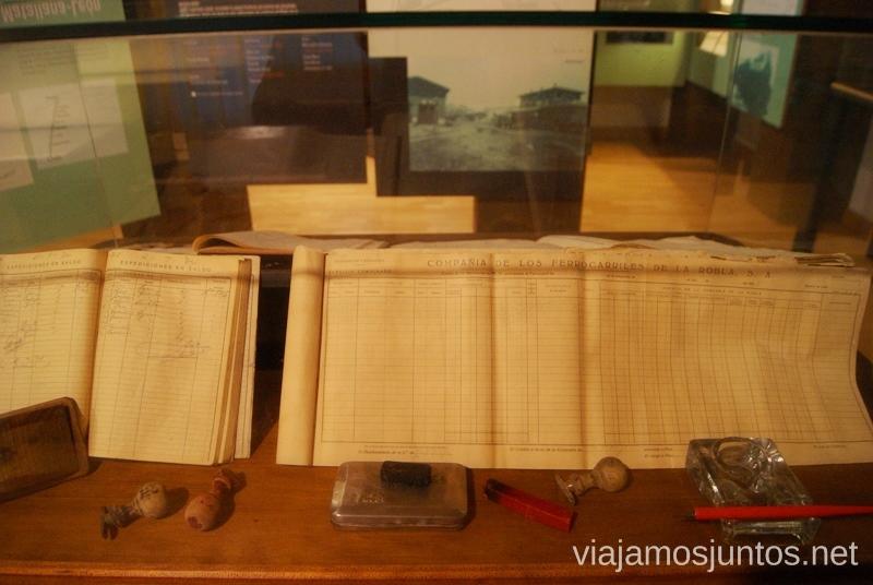 Museo de ferrocarriles El Sur de Cantabria, que ver y que hacer Lugares más desconocidos y sorprendentes
