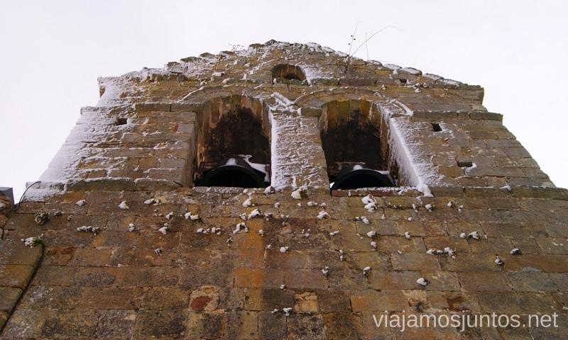 La iglesia de Bolmír El Sur de Cantabria, que ver y que hacer Lugares más desconocidos y sorprendentes