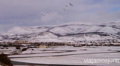 El pantano del Ebro... increíble en invierno El Sur de Cantabria, que ver y que hacer Lugares más desconocidos y sorprendentes