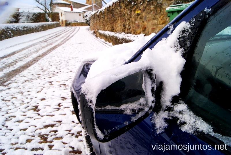 Ha caído un poco de nieve... Vivir invierno en Cantabria frío, nieve y experiencias únicas
