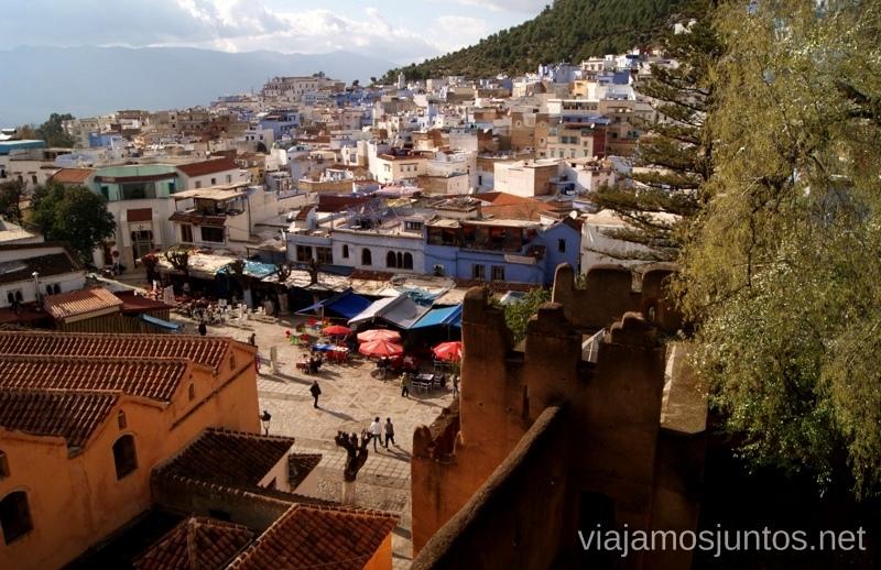 Por fin, en el destino Ruta por el Norte de Marruecos, que ver y que hacer