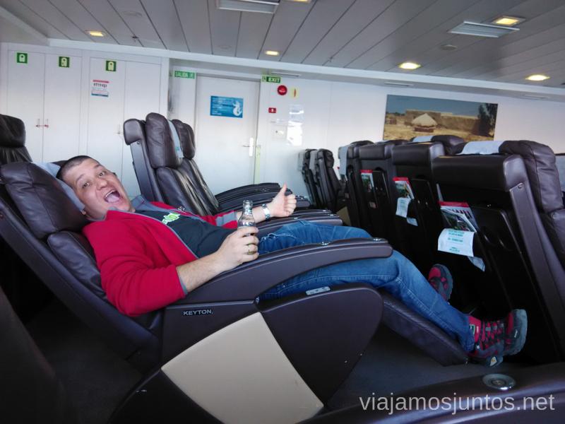Relax máximo Ruta por el Norte de Marruecos, como llegar de España a Marruecos en barco