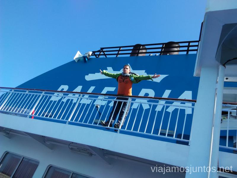 Con Baleariá a MarruecosRuta por el Norte de Marruecos, como llegar de España a Marruecos en barco
