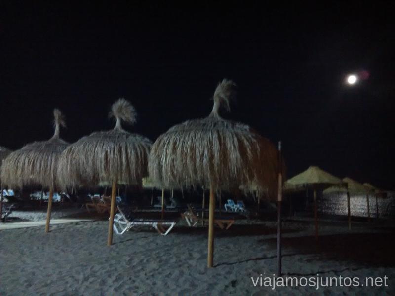 ¿Noche en Torremolinos? ¿En la playita? Ruta por el Norte de Marruecos, como llegar de España a Marruecos en barco