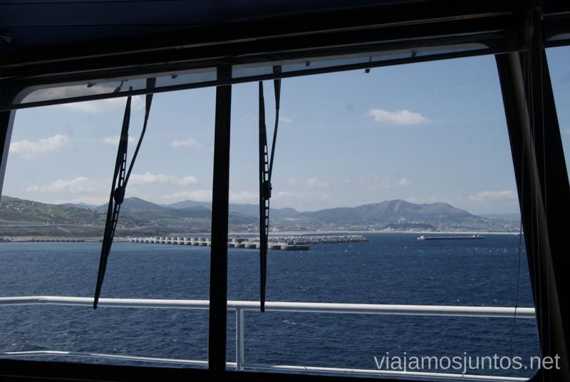 Veo, veo ¿Qué ves? Marruecos Ruta por el Norte de Marruecos, como llegar de España a Marruecos en barco