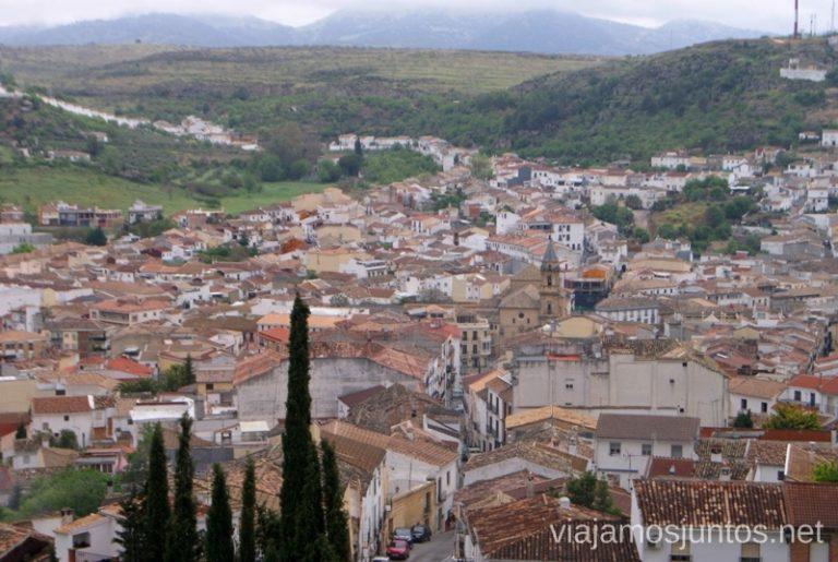 Alcalá la Real Ruta de los castillos y batallas, Jaén, Andalucía