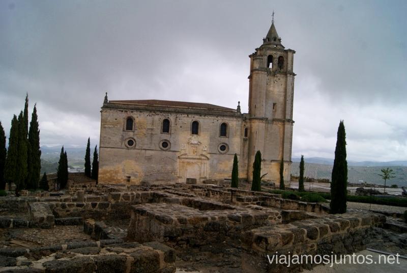 ¡Cuántas historias entre las ruinas! Fortaleza de la Mota Ruta de los castillos y batallas, Jaén, Andalucía