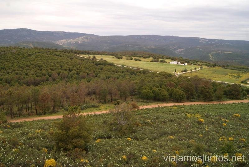 Provincia de Jaén Ruta de los castillos y batallas, Jaén, Andalucía
