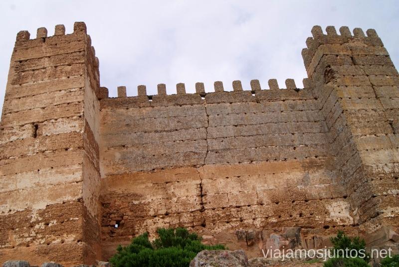 Castillo almohade Bury al-Hamma Baños de la Encina Ruta de los castillos y batallas, Jaén, Andalucía