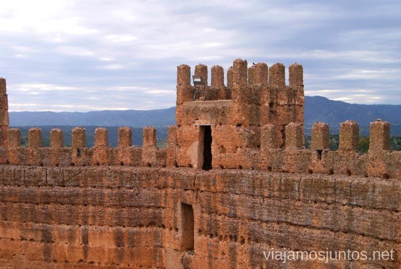 Castillo Almohade Bury Al Hamma De Banos De La Encina Jaen