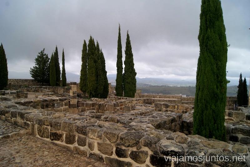Testigos Ruta de los castillos y batallas, Jaén, Andalucía