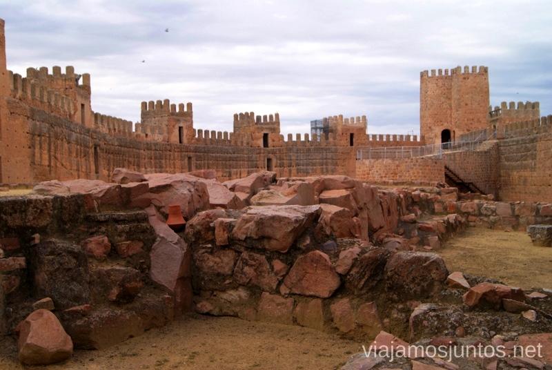 Respira historia Ruta de los castillos y batallas, Jaén, Andalucía