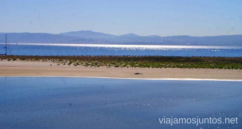 Los paisajes que hechizan Islas Cíes, las Islas Atlánticas, Galicia España Paraíso, playas paradisíacas #ViajarConSuegra