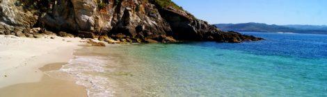El paraíso Atlántico Islas Cíes, las Islas Atlánticas, Galicia España Paraíso, playas paradisíacas #ViajarConSuegra