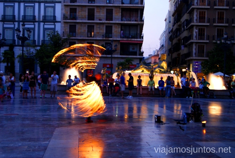 Una de las grandes ventajas del camping - la cercanía a Valencia #ViajarConSuegra por el Sur de España, playas, mar, beach