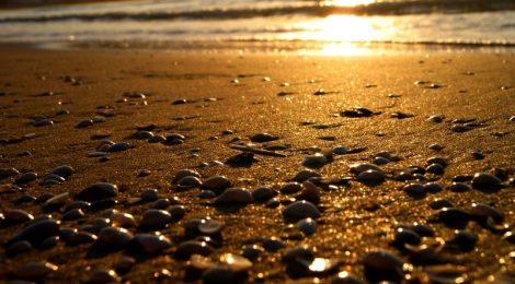 La playa mágica, antes de que llegue gente #ViajarConSuegra por el Sur de España, playas, mar, beach