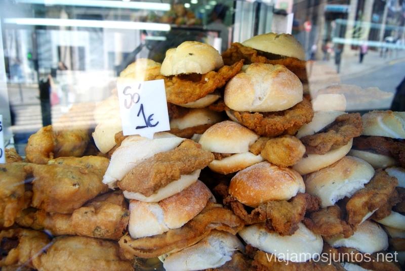 Donde comer en Oporto Visitar Oporto, Portugal Que ver y que hacer en Porto #ViajarConSuegra