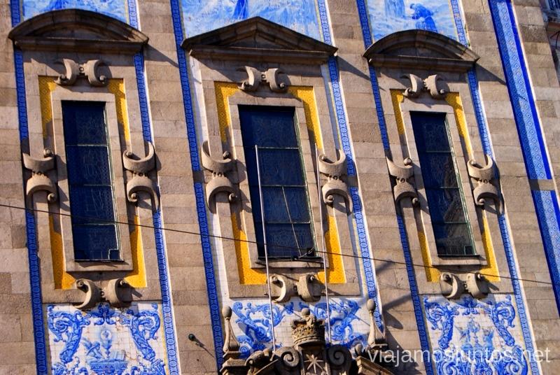 Color, azulejo, luz Visitar Oporto, Portugal Que ver y que hacer en Porto #ViajarConSuegra