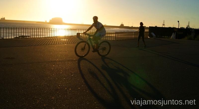 Disfrutando de las playas Visitar Oporto, Portugal Que ver y que hacer en Porto #ViajarConSuegra