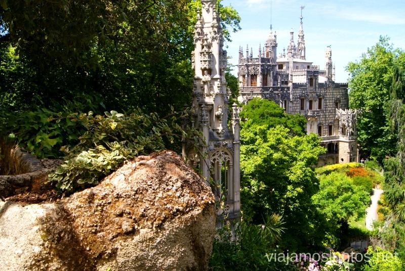 Palacio de la Quinta de la Regaleira Que ver en Sintra, nuestro itinerario de un día por los parques y palacios #ViajarConSuegra