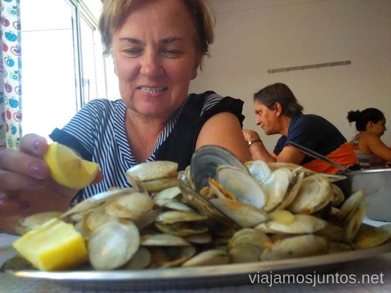 El plato favorito, mi madre sigue recordándolo... Consejos prácticos y qué hacer en la península de Setúbal Portugal #ViajarConSuegra