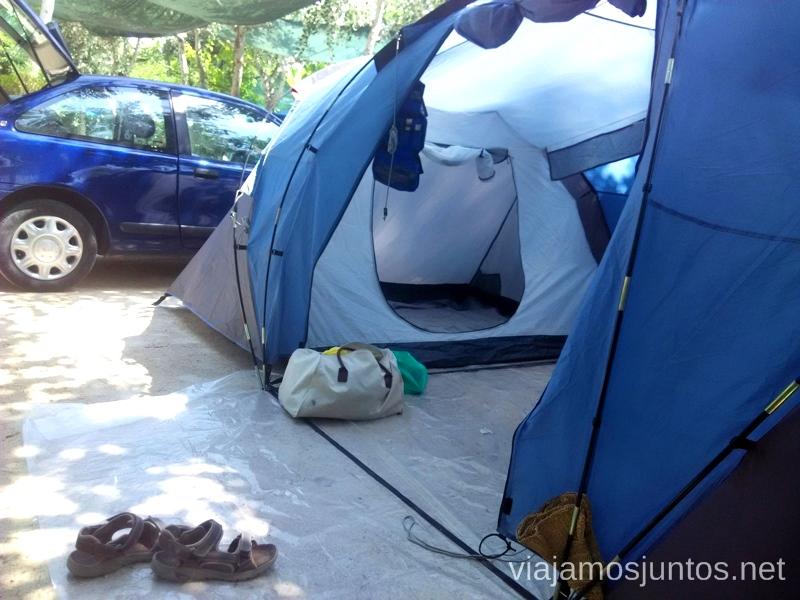 Nuestra casa, o mejor dicho: chalet #ViajarConSuegra por el Sur de España, playas, mar, beach